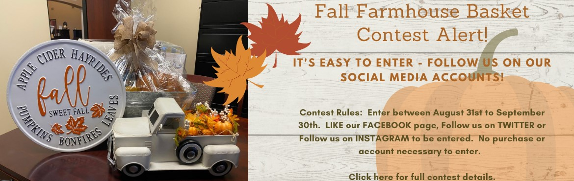 Fall basket contest